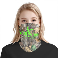 Load image into Gallery viewer, camo neck gaiter/ facemask