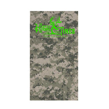 Load image into Gallery viewer, digital camo neck gaiter/ facemask