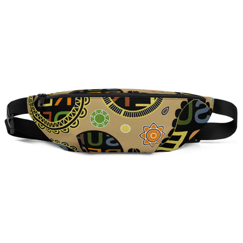 Surrender Paisley Fanny Pack