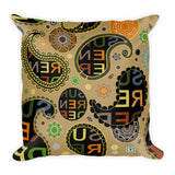 Surrender Paisley Premium Pillow