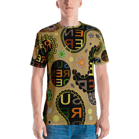 Surrender Paisley Men's T-shirt