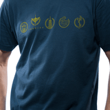 Cardiff Merit Badge T-Shirt