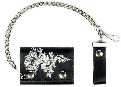 Dragon wallet and chain