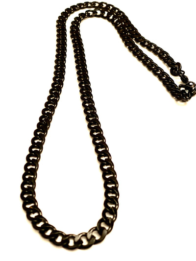 Last call Black Cuban Link
