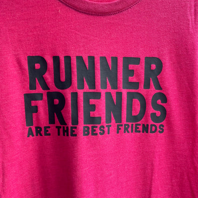 Runner Friends are the Best Friends