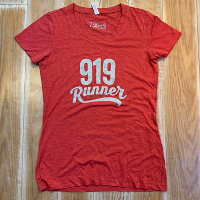 Women's Large shirt - 919 Runner