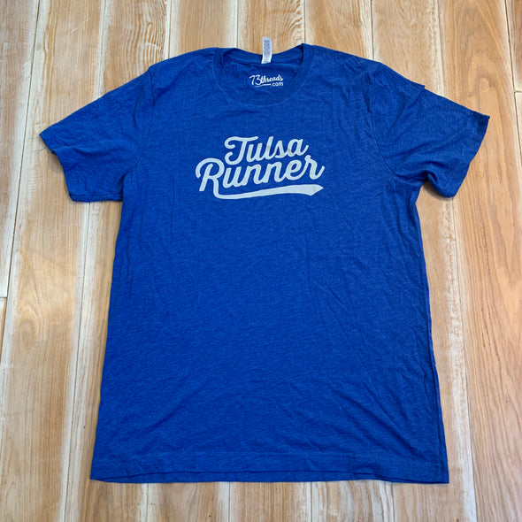 Men's Large shirt - Tulsa Runner