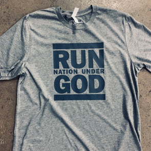 Run Nation Under God