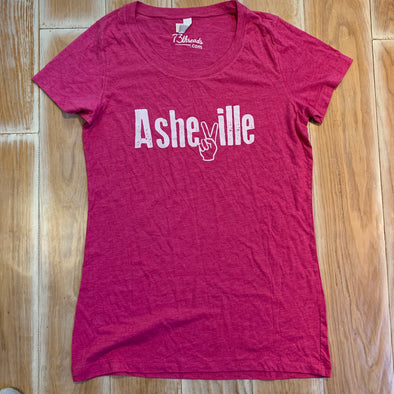 Women's Large shirt - Asheville