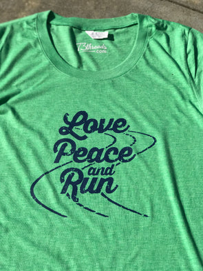 Love Peace & Run