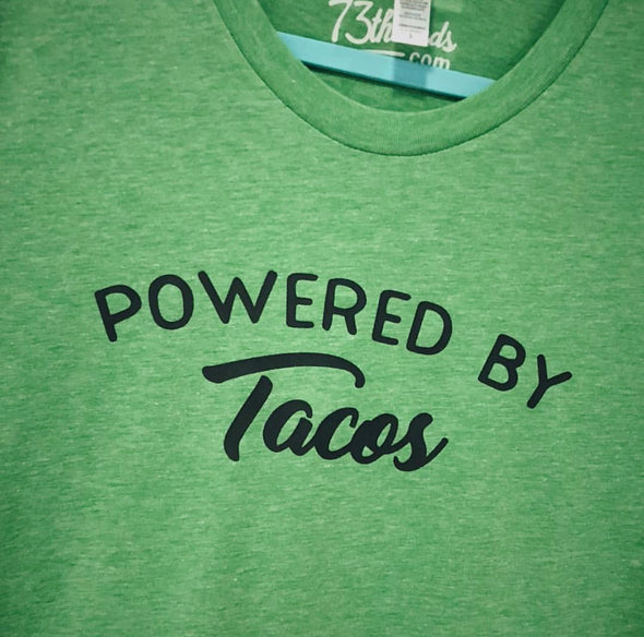 Powered by Tacos