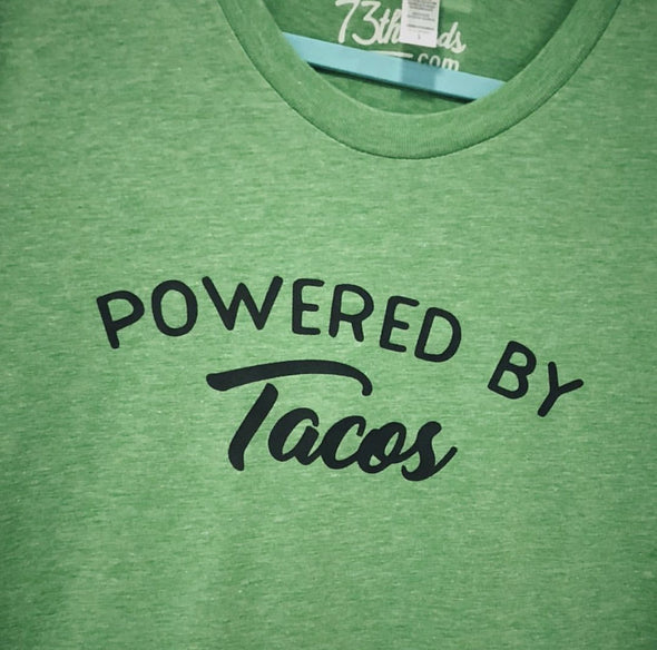 [CUSTOM] Powered by Tacos