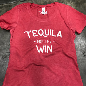 Tequila for the Win