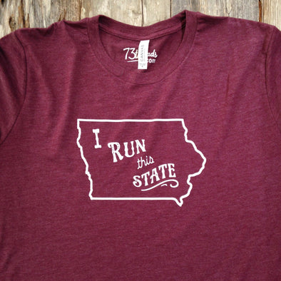I Run this State - Iowa