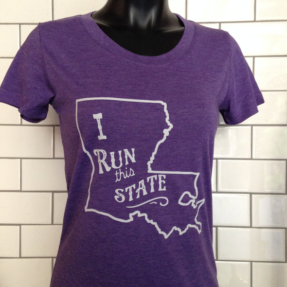 I Run this State - Louisiana