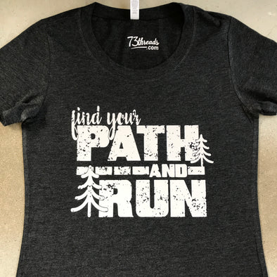 Find Your Path and Run