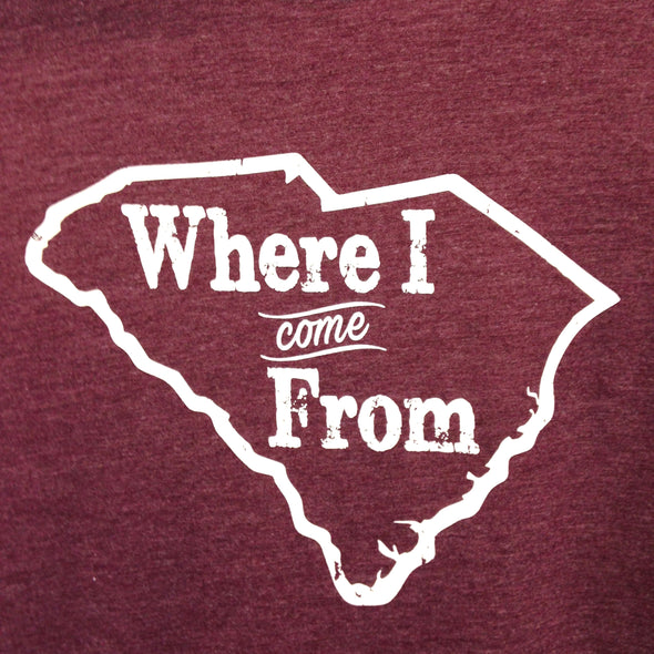 Where I Come From - South Carolina