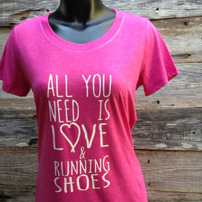 All You Need is Love & Running Shoes