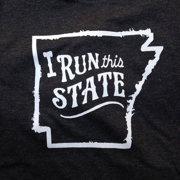 [CUSTOM] I Run this State - Arkansas