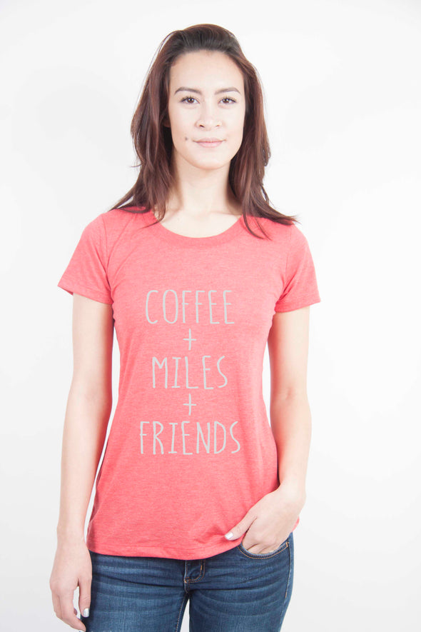 Coffee + Miles + Friends