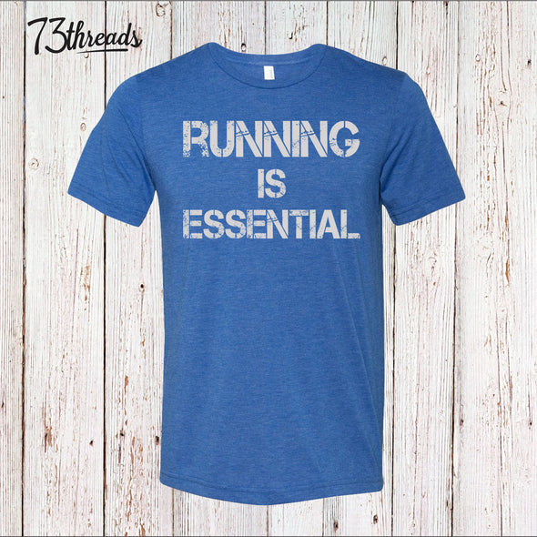Running Is Essential