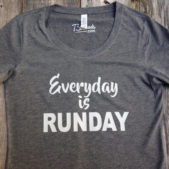 Everyday is RUNDAY
