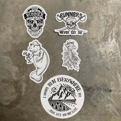 Sticker 5 pack