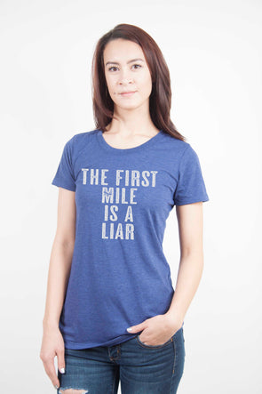 The First Mile is a Liar - White Ink
