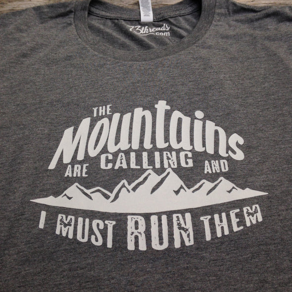 [CUSTOM] The Mountains are Calling...