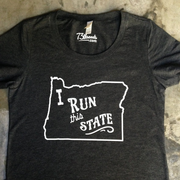 I Run this State - Oregon