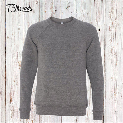 Unisex Grey Sweatshirt