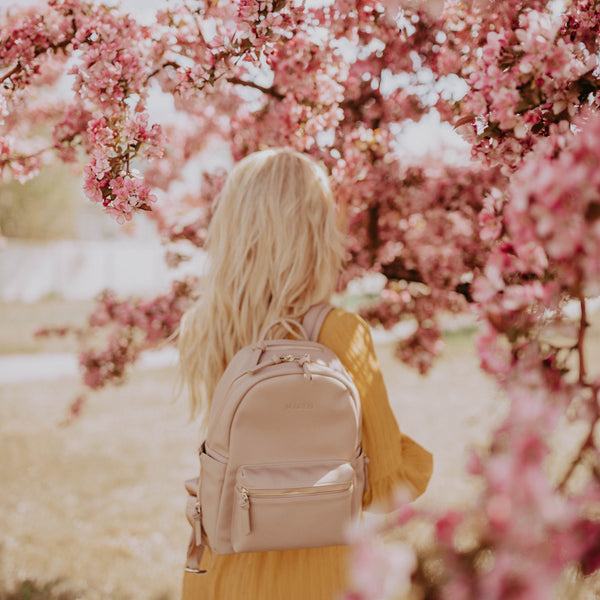 DUSTY ROSE MIDI ALL DAY BACKPACK