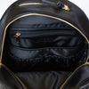 Black All Day Diaper Bag Backpack Image 5