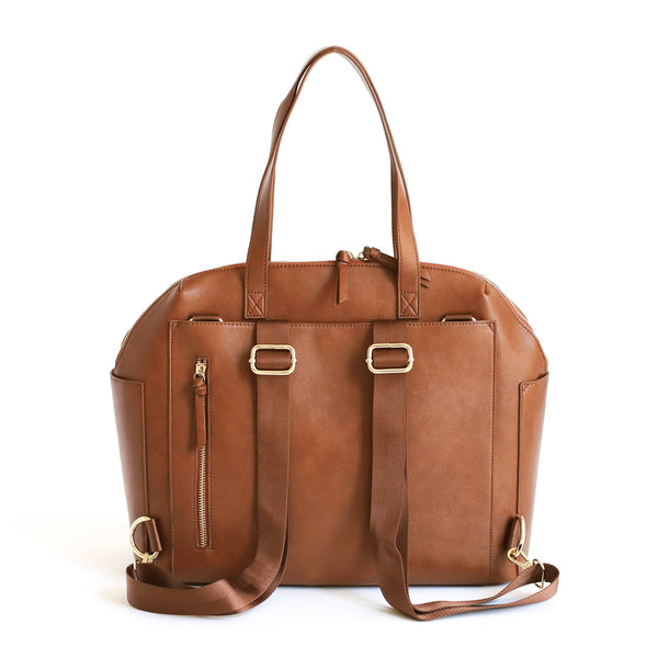 SADDLE CARRYALL CONVERTIBLE TOTE (preorder)