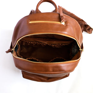 Saddle All Day Diaper Bag Backpack Image 5