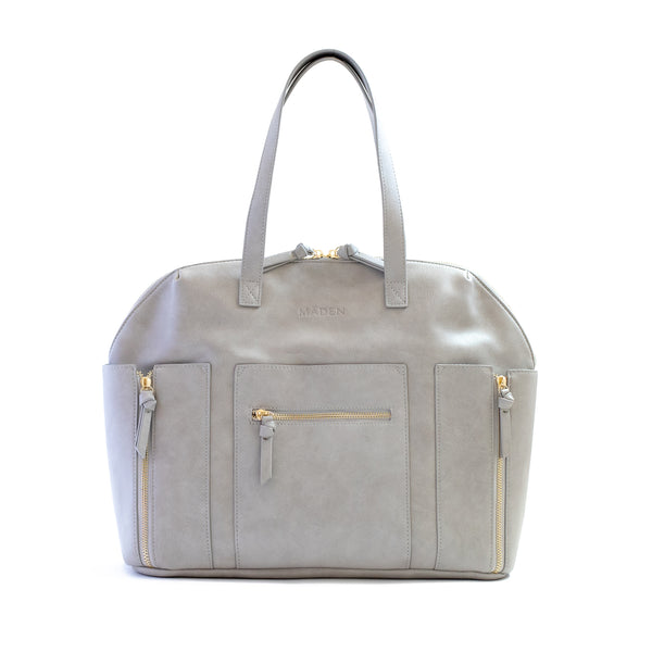 STONE CARRYALL CONVERTIBLE TOTE