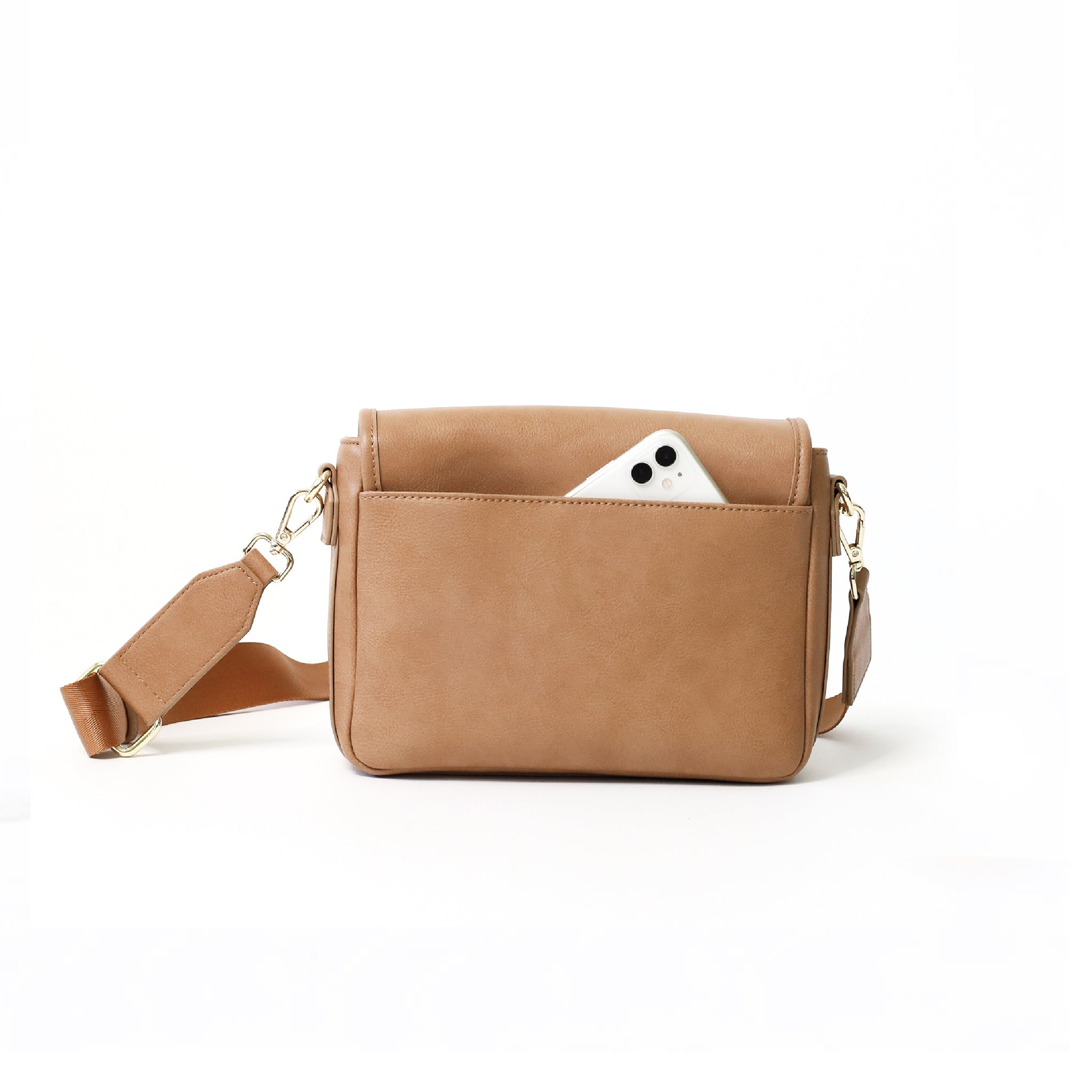 CAMEL EVERYDAY CROSSBODY
