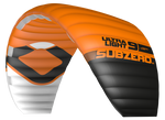 SUBZERO V1 UltraLight: Snowkite para Freeride y Backcountry con materiales ligeros