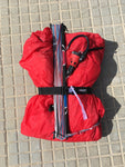Summit V3 12m, Rojo, Cometa + Barra
