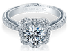 Couture ENG-0428R Diamond Engagement Ring Semi-Mount 0.45 ctw.