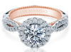 Couture ENG-0472R-2WR Diamond Engagement Ring Semi-Mount 0.70 ctw.