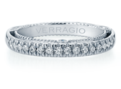 Venetian AFN-5077W Diamond Wedding Band 0.30ctw.