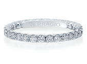 Renaissance V-952W2.0 Diamond Wedding Band 0.90 ctw.