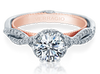 Couture ENG-0440-2T Diamond Engagement Ring Semi-Mount 0.35 ctw.