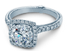 Couture ENG-0430DCU-2T Diamond Engagement Ring Semi-Mount 0.70 ctw.