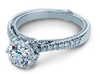 Couture ENG-0429 Diamond Engagement Ring Semi-Mount 0.35 ctw.