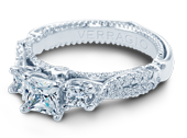 Couture ENG-0475P-2WR Diamond Engagement Ring Semi-Mount 0.75 ctw.