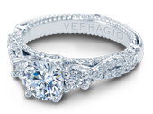 Couture ENG-0475R-2WR Diamond Engagement Ring Semi-Mount 0.60 ctw.