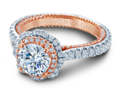 Couture ENG-0468R-2WR Diamond Engagement Ring Semi-Mount 1.15 ctw.