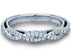 Insignia INS-7060W Diamond Wedding Band 0.25 ctw.